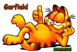 garfield slot machine